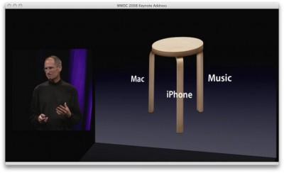 Steve Jobs στο σκαμνί