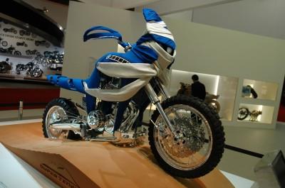 Tokyo 2009 Yamaha Super Tenere Concept 1